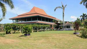 Royal Cirebon Golf: Clubhouse