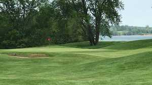 Outlaw at Paradise Pointe Golf Complex: #9