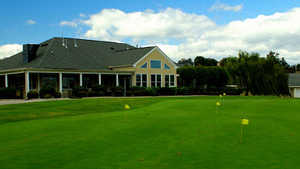 Eagle Bluff GC: Clubhouse