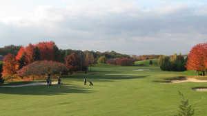 Golf de Senart - Cygnes Course: #2