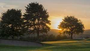 Buxton & High Peak GC: 17th green