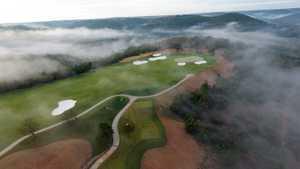 Payne's Valley: Aerial