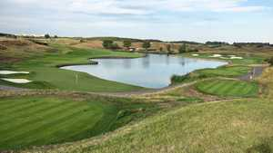 Le Golf National - Albatros Course - holes 1 and 2