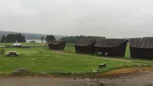 Oya Golf Park: Practice area
