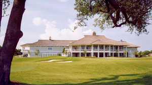 Eagle Point GC: Clubhouse