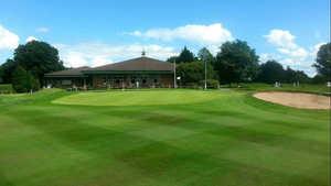 Wrexham GC: Clubhouse