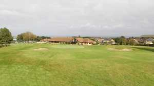 Saltburn-by-the-Sea GC: Clubhouse