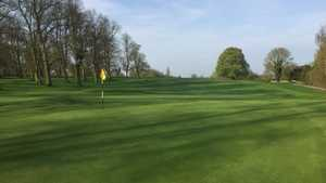 Willesley Park GC: #18