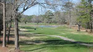 Whispering Pines GC: #10