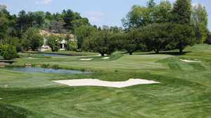Chester Valley GC: #18