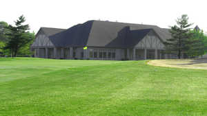 Mentel Memorial GC: clubhouse