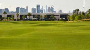 Trump International GC Dubai: Driving range