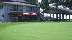 Homestead Springs GC: clubhouse