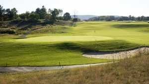 Links at Hiawatha Landing: #16