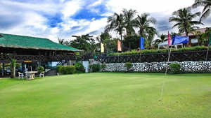 Fort Ilocandia Resort: Practice area