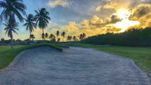 Crandon Golf at Key Biscayne: #18