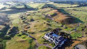 The Dunes Golf Links - The Dunes: Aerial