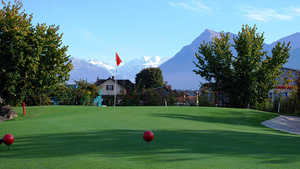 Thunersee GC - 18 Hole Putting