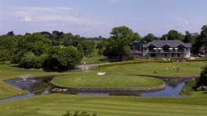 Corrstown GC - Meadow: #9