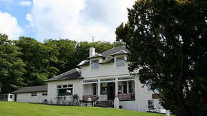 Rothesay GC: Clubhouse