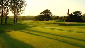 Kendleshire GC - Hollows: #5