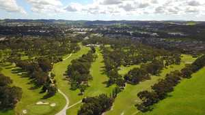 Aston Hills Golf Club at Mount Barker: Aerial