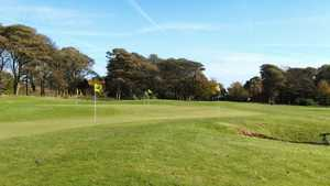 Haigh Hall GC: Putting green