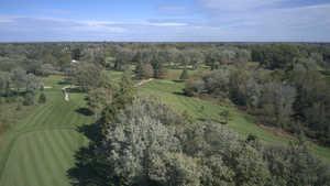 Black River CC: Aerial