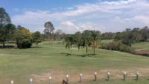 Calliope Country Club Golf: #18