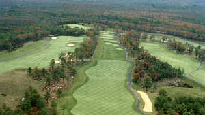 Waverly Oaks GC: Aerial