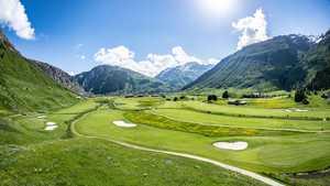 Andermatt Swiss Alps GC