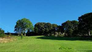 Lochgilphead Golf Club - View from the 3rd tee