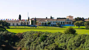 Real Club Valderrama: Clubhouse