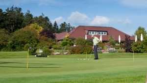 Bad Liebenzell GC: putting green