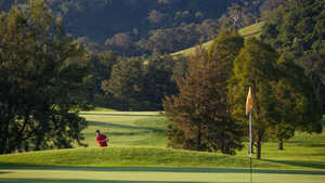 Calderwood Valley GC