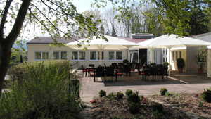 Bad Mergentheim GC: clubhouse