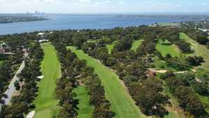 Point Walter GC: Aerial