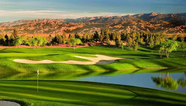 The Classic Club In Palm Desert California Usa Golf