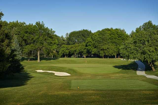 South at Des Moines Golf & Country Club in West Des Moines ...