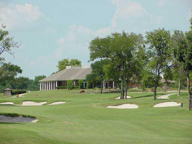 Sherrill park golf course two richardson texas golf for 310 terrace dr richardson tx