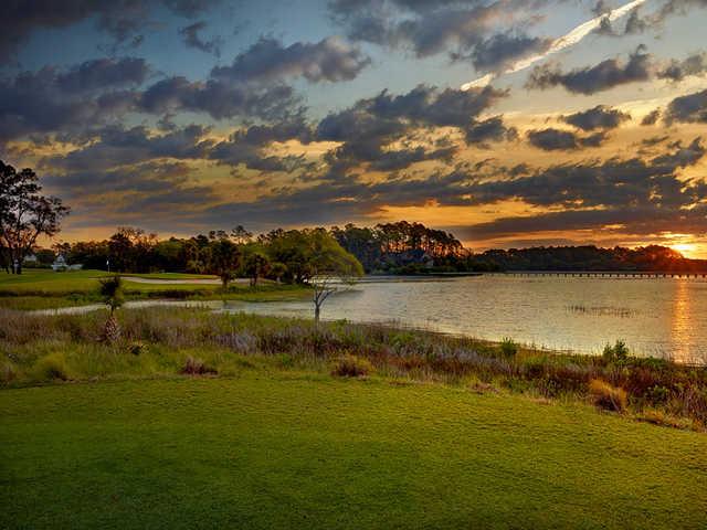 Old South Golf Links In Bluffton South Carolina Usa