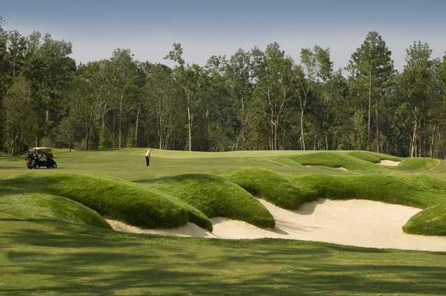 Fallen Oak Golf Course In Saucier Mississippi Usa Golf