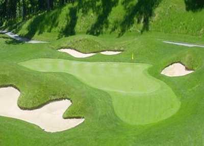 Green Golf forest greens golf club in triangle, virginia, usa | golf advisor