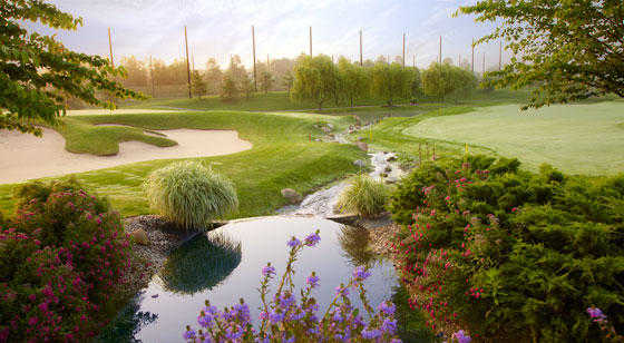 Willow Creek Golf & Country Club in Mount Sinai, New York