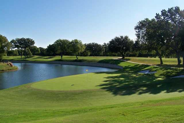 Rivercrest Country Club, Fort Worth, Texas - Golf course ...