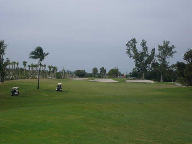 West Palm Beach Golf Course Driving Range