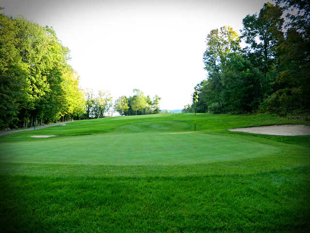 Crotched Mountain Golf Club In Francestown New Hampshire