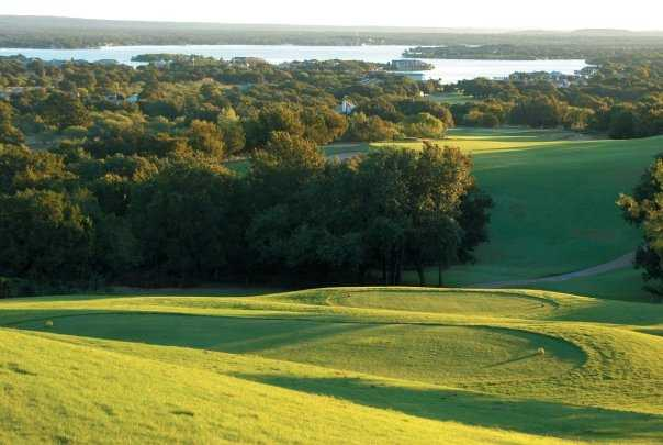 Horseshoe Bay Resort Apple Rock Course In Horseshoe Bay