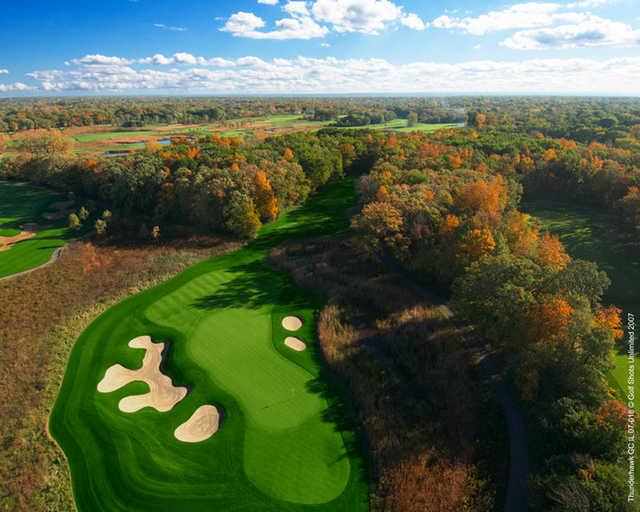 Thunderhawk Golf Club In Beach Park Illinois Usa Golf