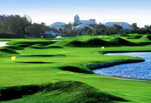 Britannia Golf Course Grand Cayman Island